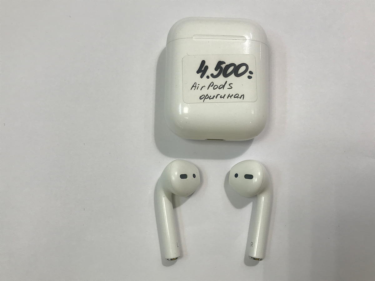 Наушники Apple AirPods a2032