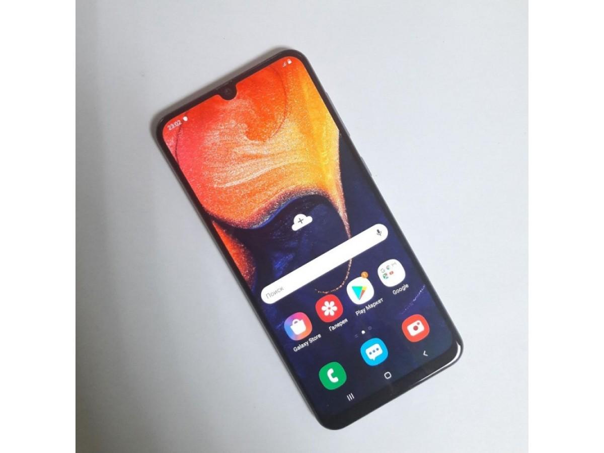 Мобильный телефон Samsung Galaxy А50 2019