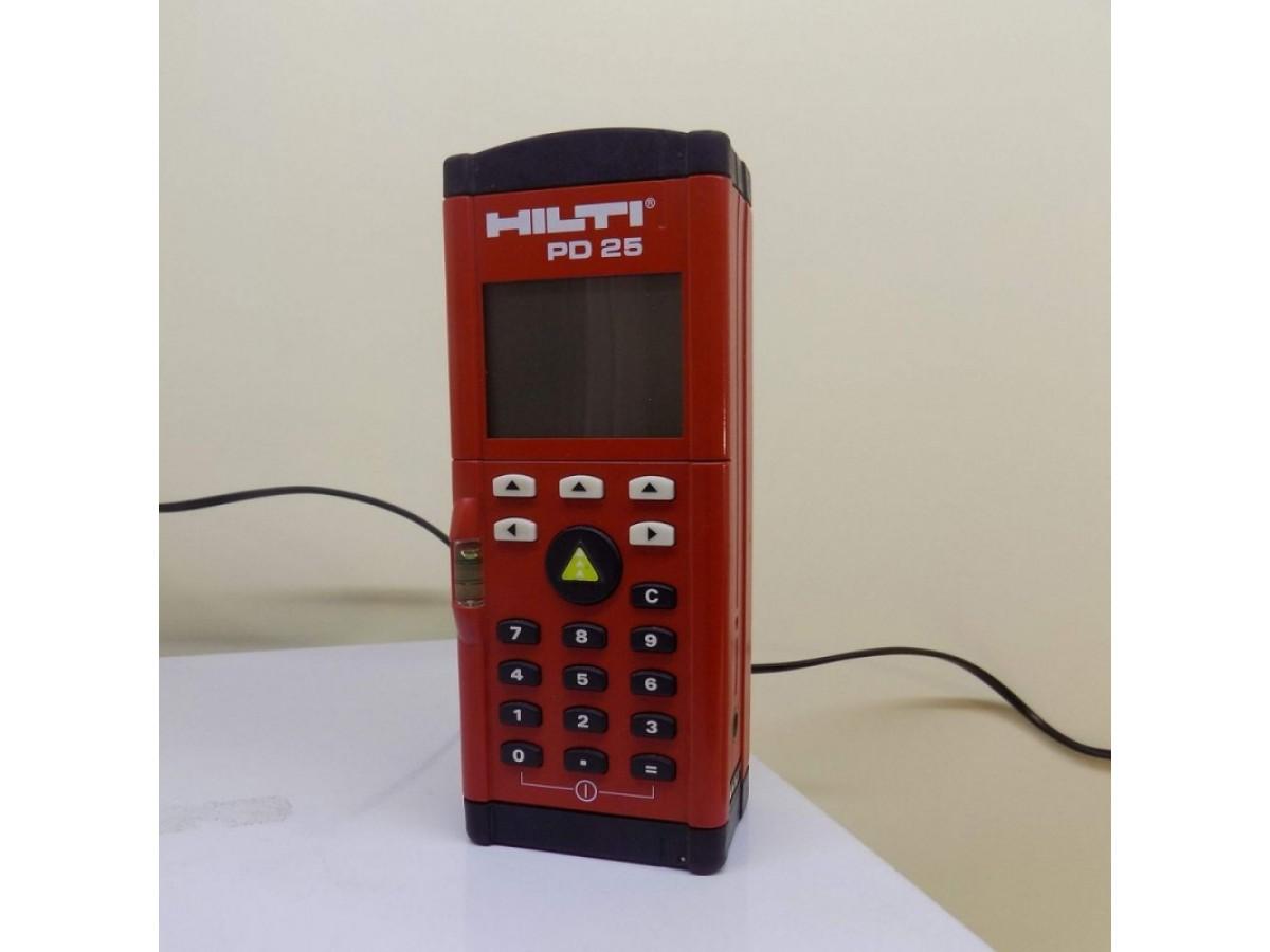 Лазарный дальномер Hilti PD25