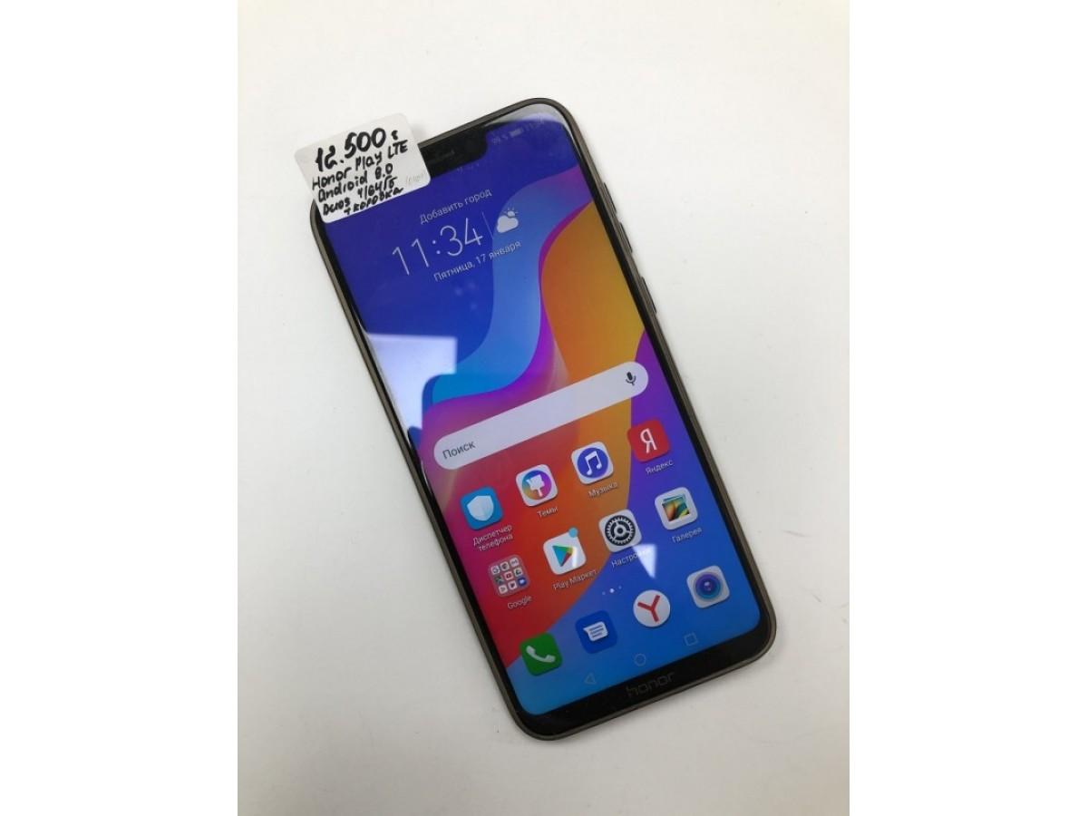 Мобильный телефон Honor play 4/64GB