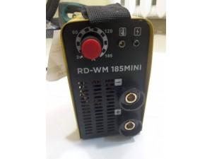 Сварочный аппарат RedVerg RD-WM 185 mini